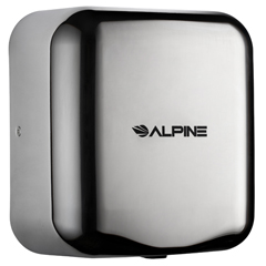 ALP400-10-CHR - AlpineHemlock  High Speed Commercial Hand Dryer