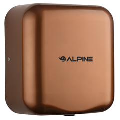 ALP400-10-COP - AlpineHemlock  High Speed Commercial Hand Dryer