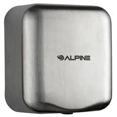 ALP400-10-SSB - AlpineHemlock  High Speed Commercial Hand Dryer