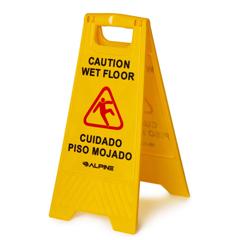 ALP499 - Alpine - 24 Caution Wet Floor Sign