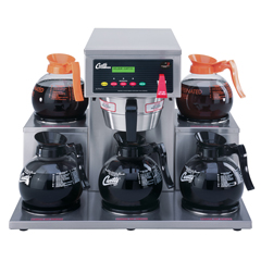 WCSALP5GT63A000 - Wilbur CurtisG3 Automatic Decanter Brewer - 5 Station