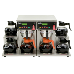 WCSALP6GT63A000 - Wilbur CurtisG3 Brewer - 6 Station Twin