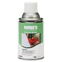AMRA209-12-SB - Misty® Summer Breeze Dry Deodorizer Refills