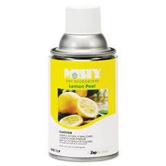 AMRA211-12-LP - Misty® Lemon Peel Fresh Dry Deodorizer Refills