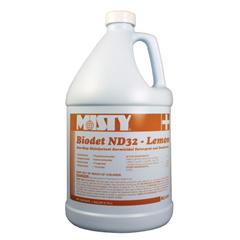 AMRR1220-4 - Misty® Biodet ND32 Liquid Disinfectant Deodorizer