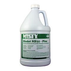 AMRR1223-4 - Misty® Biodet ND32 Liquid Disinfectant Deodorizer