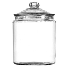 ANH69349T - Heritage Hill Glass Jar with Lid