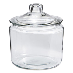 ANH69832T - Heritage Hill Glass Jar with Lid