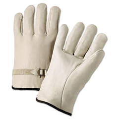 ANR4100L - Anchor Brand® 4000 Series Leather Driver Gloves