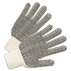 ANR6705 - Anchor Brand® PVC-Dotted String Knit Gloves