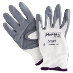 ANS118006 - AnsellPro HyFlex® Foam Gloves 11-800-6