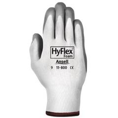 ANS11800-9 - HyFlex® Foam Nitrile-Coated Nylon-Knit Gloves - Large