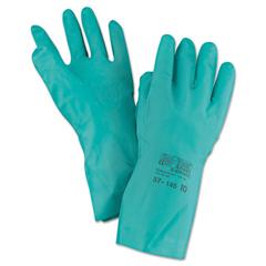 ANS3714510 - AnsellPro Sol-Vex® Sandpatch-Grip Nitrile Gloves