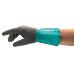 ANS5853010 - AnsellPro AlphaTec™ Chemical-Resistant Gloves