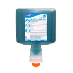 HSCANT120TF - HospecoDeb Antibacterial Foam Hand Wash for TFII Dispenser