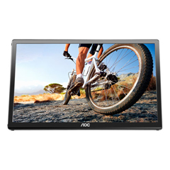 AOCE1759FWU - AOC USB Powered Monitor