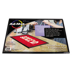 AOP25200 - Artistic® AdMat Counter Sign and Signature Pad