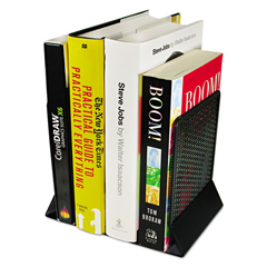 AOPART20008 - Artistic® Urban Collection Punched Metal Bookends