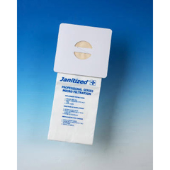 APCJAN-CXBP-2 - Janitized® Vacuum Bags and/or Filters