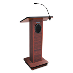 APLS355MH - AmpliVox® Elite Lecterns with Sound System