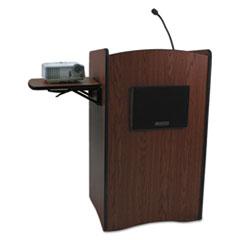 APLSS3230MH - AmpliVox® Multimedia Smart Computer Lectern