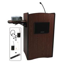 APLSW3230MH - AmpliVox® Multimedia Smart Computer Lectern