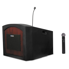 APLSW3240MH - AmpliVox® Pinnacle Tabletop Lectern
