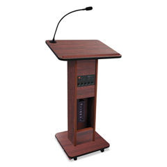 APLSW355MH - AmpliVox® Elite Lecterns with Sound System