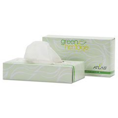 APM072A - Atlas Paper Mills Green Heritage® Facial Tissue