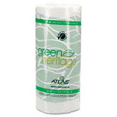 APM585GREEN - Green Heritage Kitchen Roll Towels