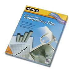 APOPP100C - Apollo® Transparency Film