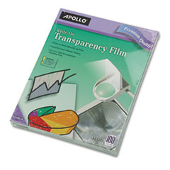 APOWO100CB - Apollo® Write-On Transparency Film