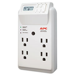 APWP4GC - APC® Power-Saving Timer Essential SurgeArrest Surge Protector
