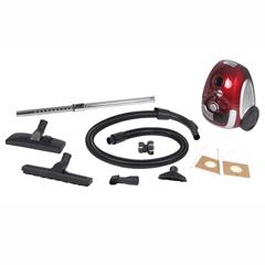 ATRAHSC-1 - Atrix International110V Lil Red Vacuum with HEPA Filtration