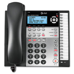 ATT1080 - AT&T® Corded Four-Line Expandable Business Phone System