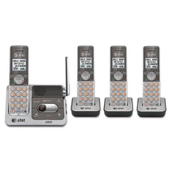 ATTCL82401 - ATT® CL82301/CL82401 Cordless Digital Answering System