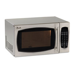 AVAMO9003SST - Avanti 0.9 Cubic Foot Capacity Stainless Steel Microwave Oven
