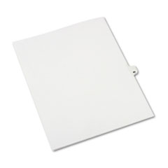 AVE01040 - Avery® Individual Legal Dividers Side Tab