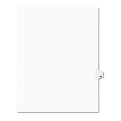 AVE01042 - Avery® Individual Legal Dividers Side Tab