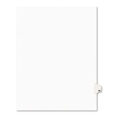 AVE01046 - Avery® Individual Legal Dividers Side Tab