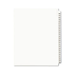 AVE01335 - Avery® Individual Legal Dividers Side Tab