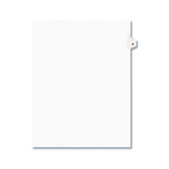 AVE01404 - Avery® Individual Legal Dividers Side Tab