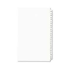 AVE01431 - Avery® Individual Legal Dividers Side Tab