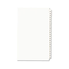 AVE01432 - Avery® Individual Legal Dividers Side Tab