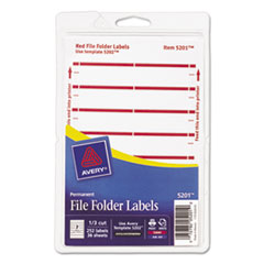AVE05201 - Avery® Print or Write File Folder Labels