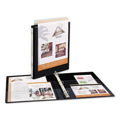 AVE05233 - Avery® Heavy-Duty Round Ring View Binder