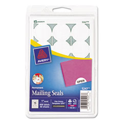 AVE05247 - Avery® Print or Write Mailing Seals