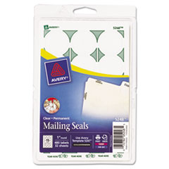 AVE05248 - Avery® Print or Write Mailing Seals