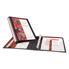 AVE05300 - Avery® Heavy-Duty Round Ring View Binder