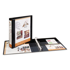 AVE05400 - Avery® Heavy-Duty Round Ring View Binder